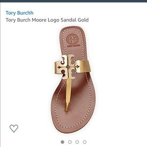Tory Burch sandals. Purchased from Nordstrom.